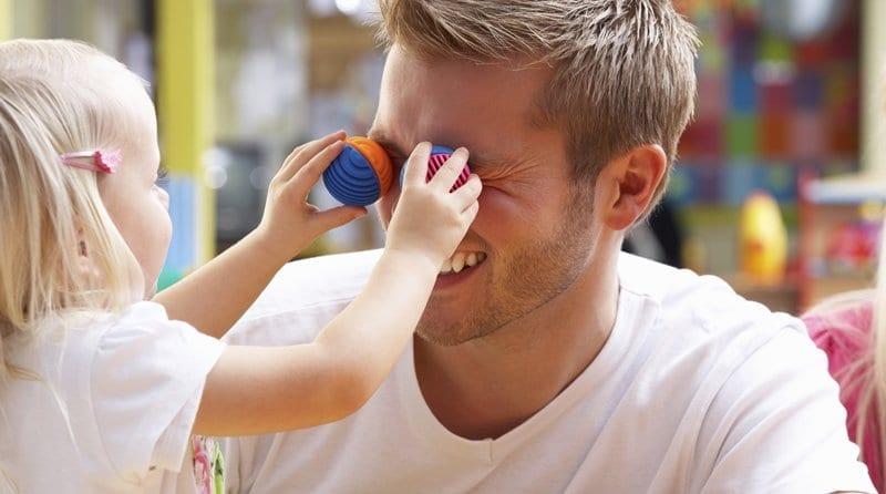 Becoming a childcare assessor – Tom Gore