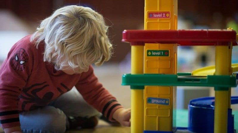Less than a tenth of parents have registered for Tax-Free Childcare