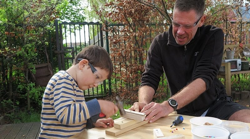 The wonderful rise of woodwork in Early Years – Part 1