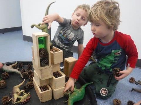 Croxley Green - Dinosaur Play