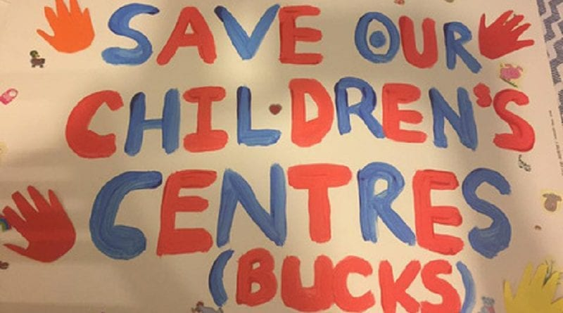 All children's centres in Buckinghamshire facing closure