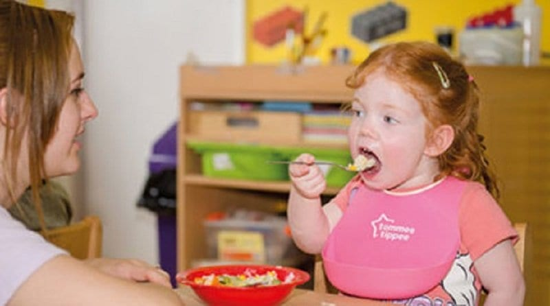 Government publishes new food menus and guidance for early years settings