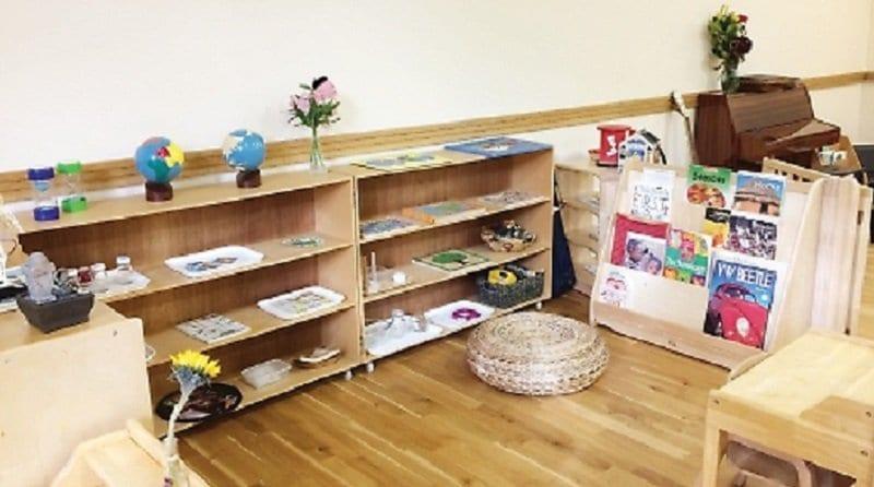 Oxfordshire nursery aims to provide family community hub