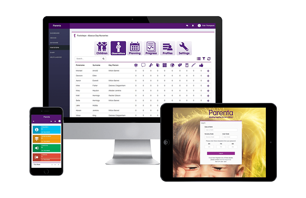Abacus Nursery Management Software