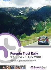 Parenta Trust Rally 2018 Information Booklet