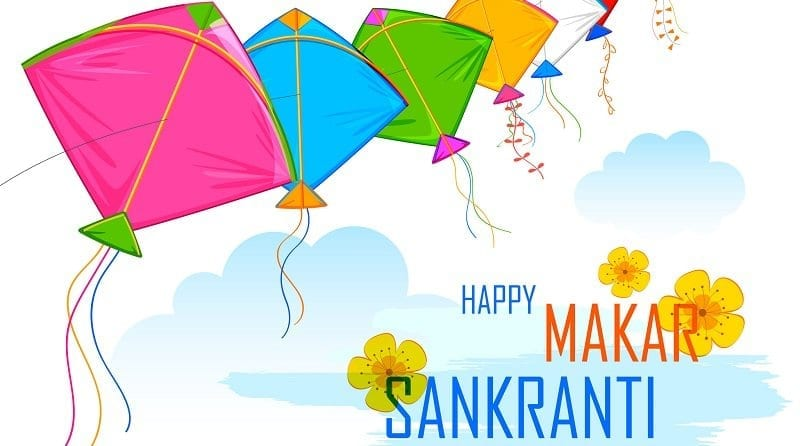 Celebrating Makar Sankranti