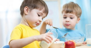 Healthy snack ideas for children