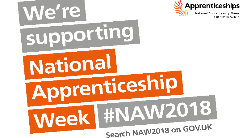 Get on board with National Apprenticeship Week!