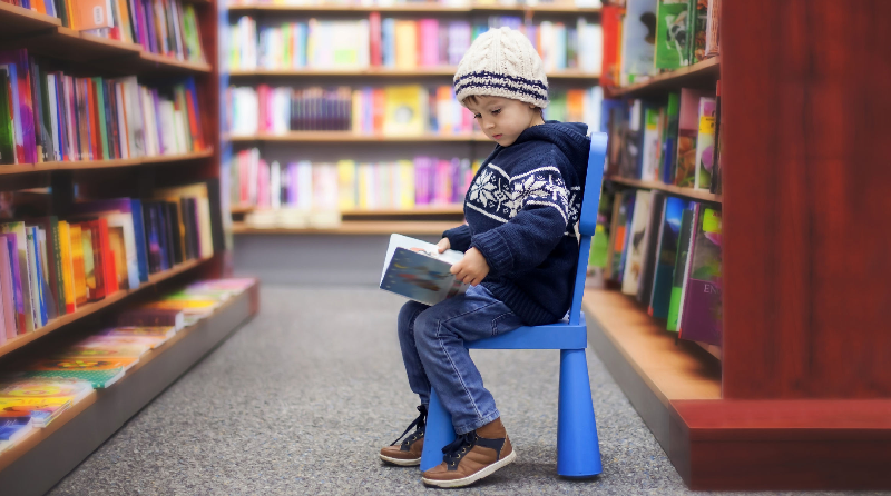 Research shows a decline in the number of pre-school children that are read to daily