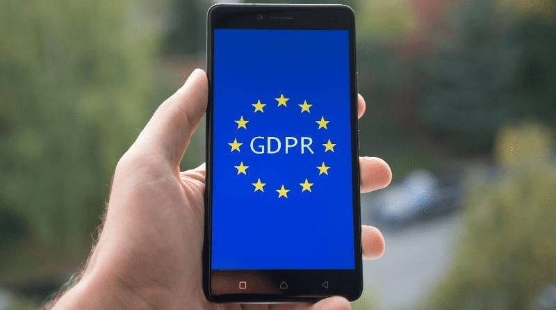 GDPR News, Processing personal data under the new GDPR regulations