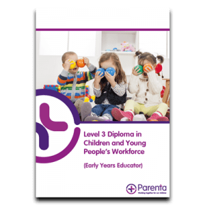 Level 3 Diploma in children and young peoples workforce