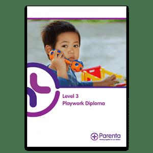 Level 3 playwork Diploma