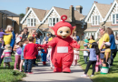 Redbridge toddlers team up with Teletubbies to raise funds to support vulnerable children
