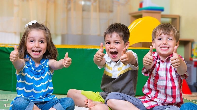 Nursery well-being programme is expanding across the country