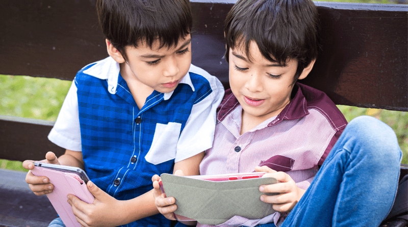 Survey reveals a fifth of childcare practitioners are against digital technology in nurseries