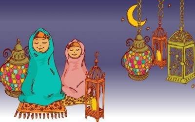 Ramadan Mubarak (Happy Ramadan!)