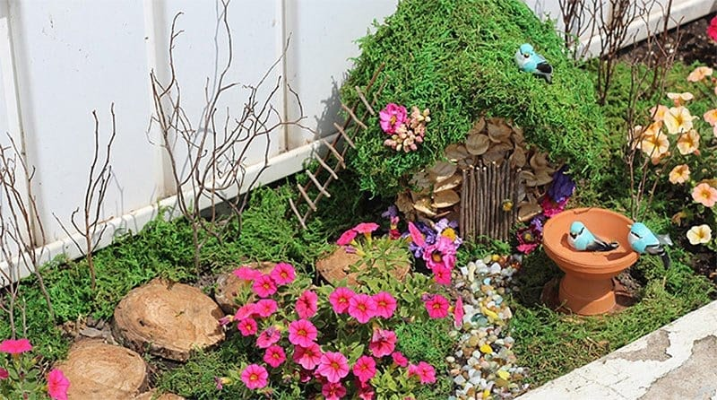 Creating a fairy garden – tips to make your garden magical