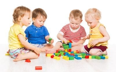 Developing friendships in early childhood