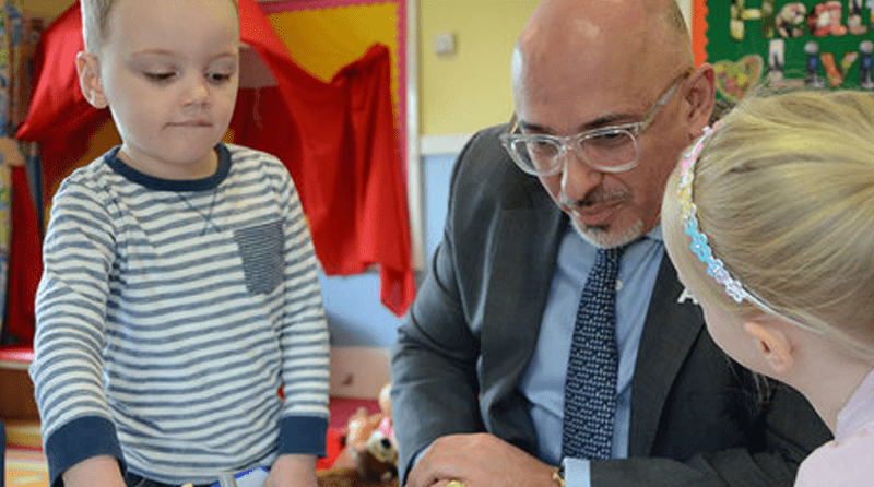 Nadhim Zahawi says 30 hours is a 'success story' amidst funding concerns
