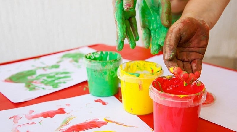 A sensory look at the child who won't engage in messy play