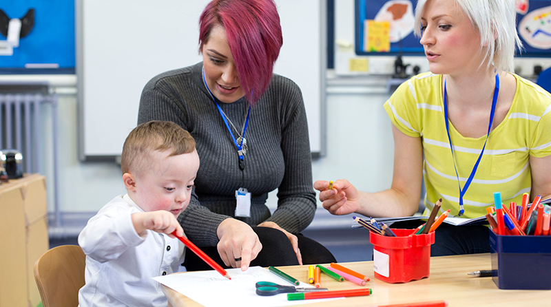 New Level 2 qualifications criteria will 'raise the bar' for early years practitioners