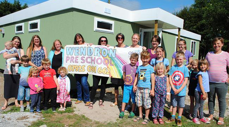 Pre-school gets new building after decade-long struggle