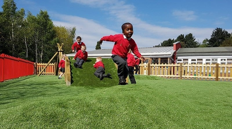 The importance of outdoor play for children's mental health