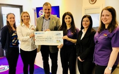Bright Little Stars raises much-needed funds for Barnado's in the Big Toddle