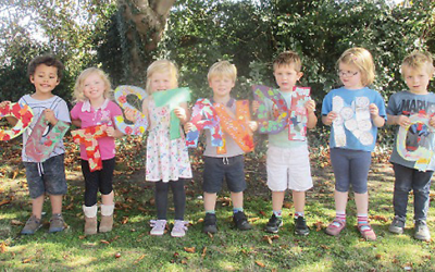 Watlington nursery celebrates 'outstanding' rating