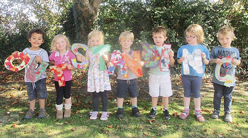 Watlington nursery celebrates 'outstanding' rating