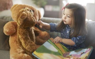 Empowering children through stories