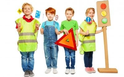 Teach your children about road safety with Beep Beep! Day