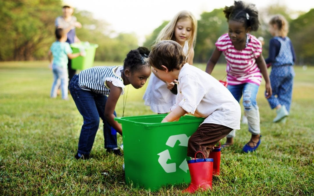 Recycling Week: Support sustainability in your setting