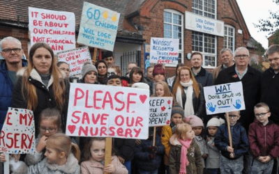 Little Colliers Nursery wins a reprieve
