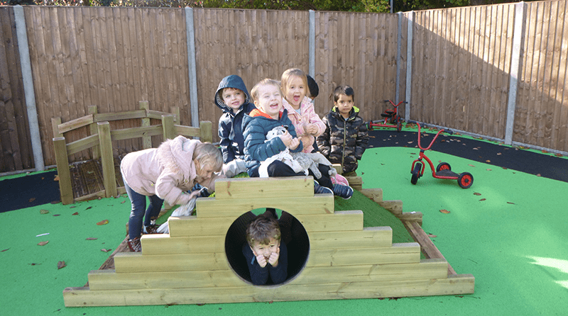 Montessori nursery awarded accreditation for third time