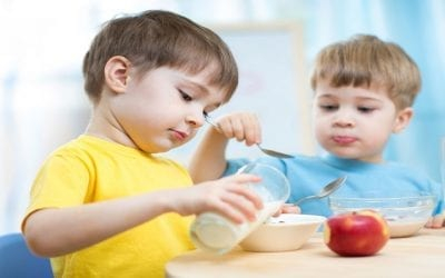 Dealing with children's food allergies in your setting