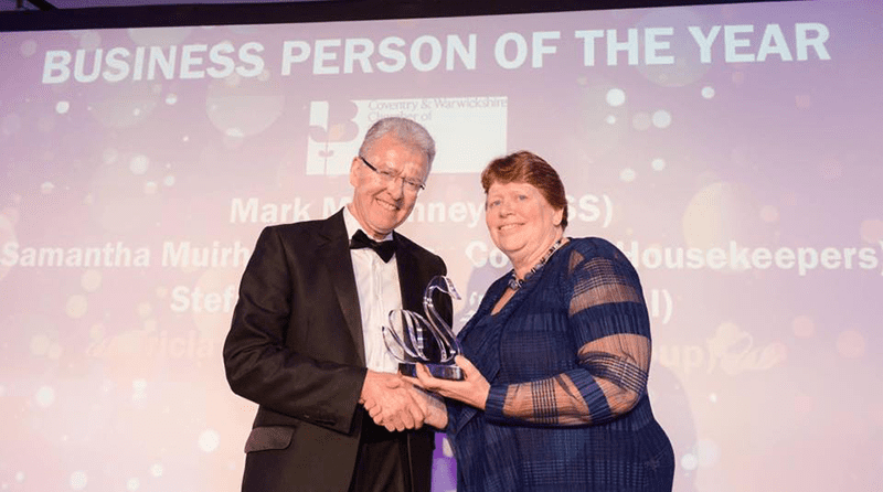 Nursery Entrepreneur named Business Person of the Year 2019
