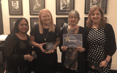 Whitton Day Nursery named 'Nursery of the Year, South' in the National Nursery Recognition Awards