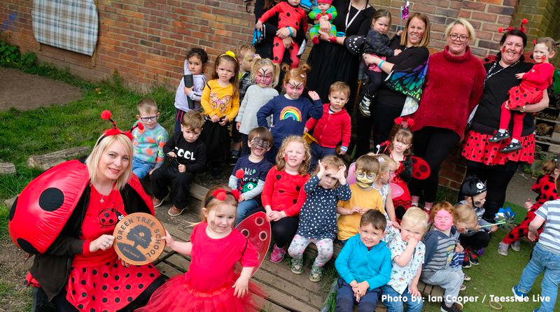 Middlesbrough nursery recognised for their love of nature
