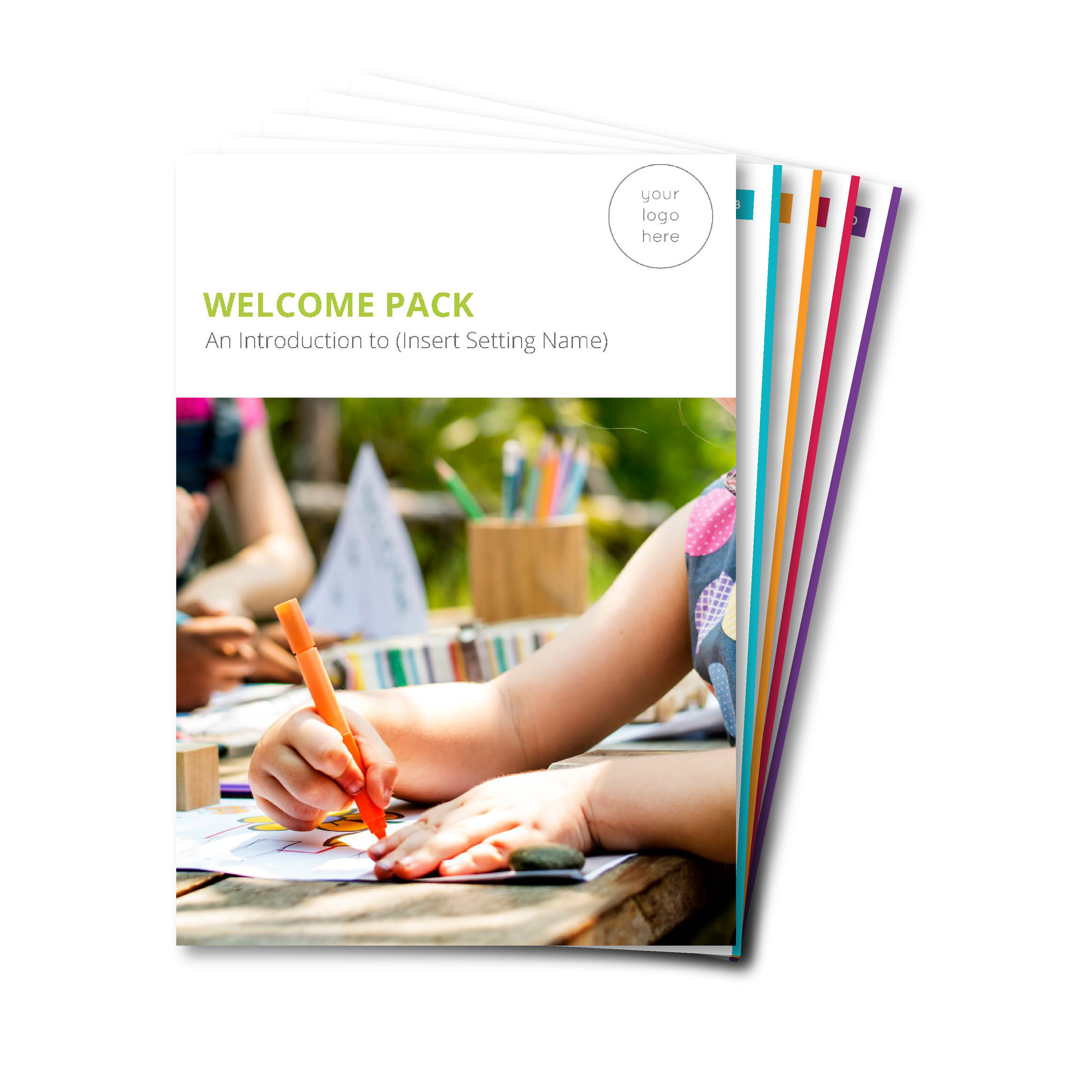Welcome Pack Booklet for Parents