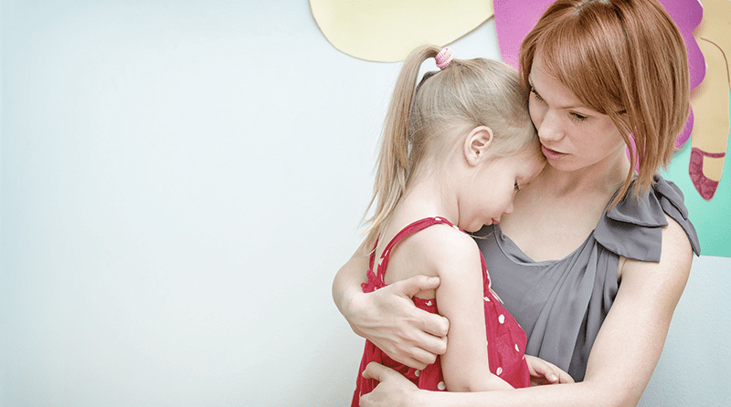 Young children and grief: How to help them through