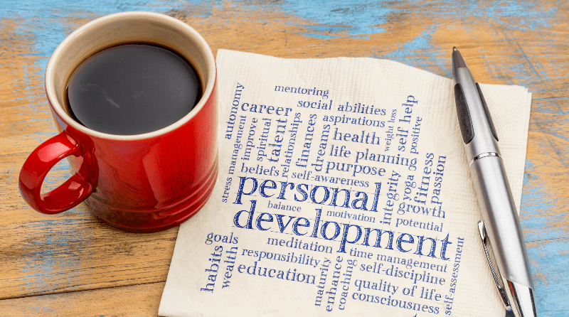 The importance of personal development in early years
