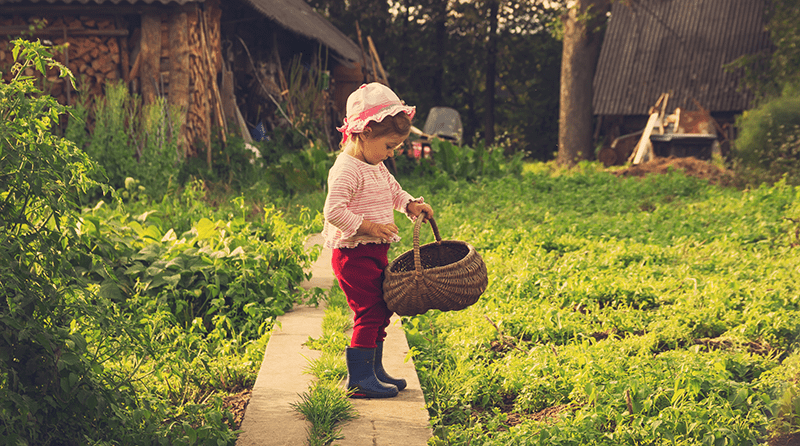 How to Teach Your Children to be Sustainable