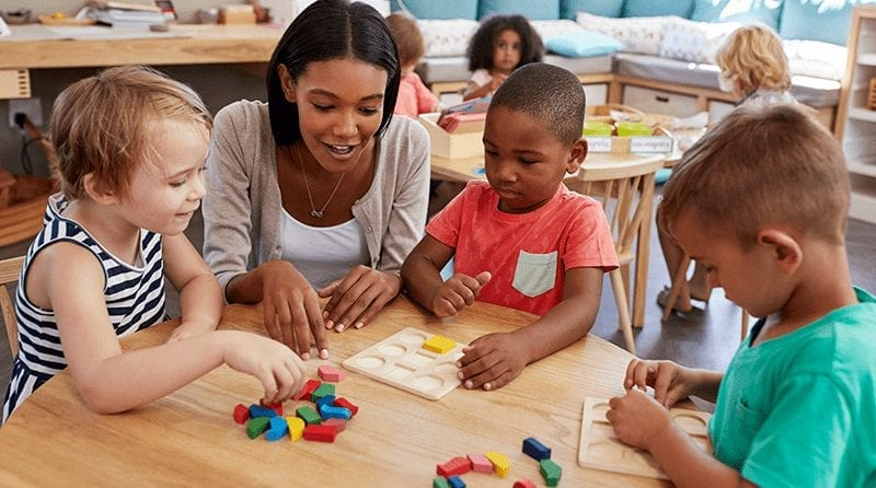 NEU calls for an increase in nursery schools' funding