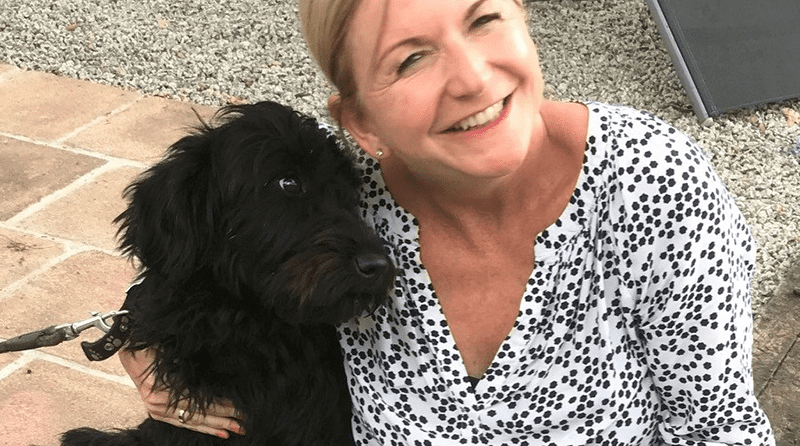 Therapy dog to join team at a Portishead nursery