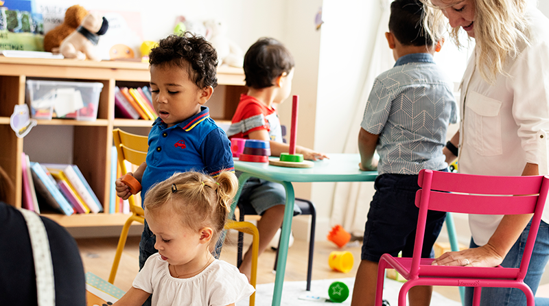 Nursery workers leaving the profession for better pay in retail