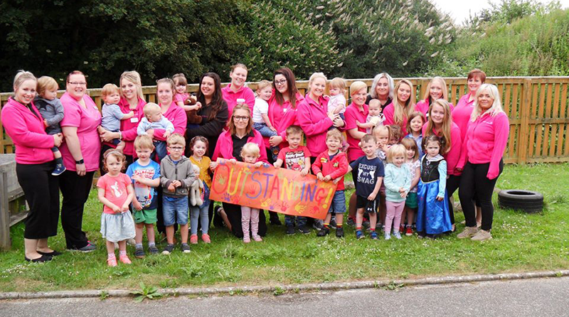 Tops Newport crowned 'Nursery of the Year South'