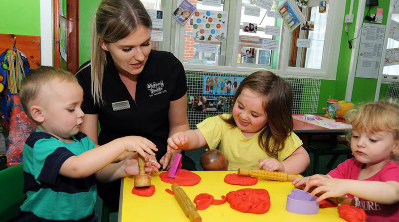 Do you want to know what it's like to be a nursery nurse?