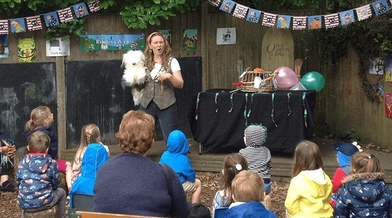 Cygnets brings the Beach to Bordon to celebrate 15 years