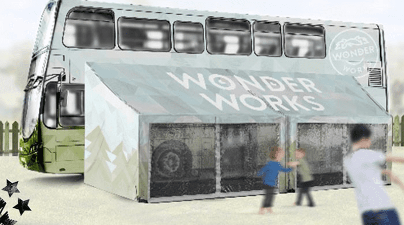 Double-decker bus to launch as specialist nursery